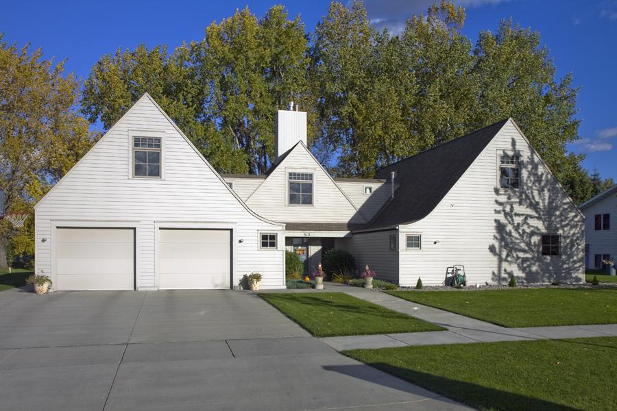 Meland house Grand Forks
